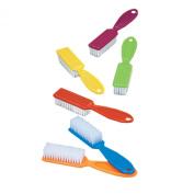 Manicure Nail Brushes Assorted Colour Qty. 10 pcs