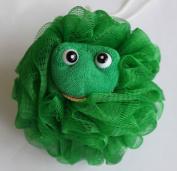 Animal Bath Loofah - Frog