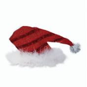 Santa Hat Hair Clip