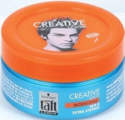 Taft Creative Look Modelling Wax Extra Strong 75 Ml