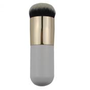 Beety 1PCS Bold Handle Large Round Head Makeup Brushes/foundation Brush/blush Brush/buffer Brush/powder Brush/bronzer Brush/bb Cream Brush/beauty Cosmetics