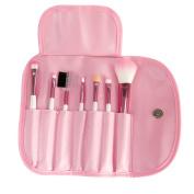 Lisli® 7pcs Professional Cosmetic Makeup Brush Set Power Blush Eyeshadow Eyebrow Lip Brushes