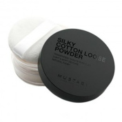 MustaeV - Silky Cotton Loose Powder - Translucent