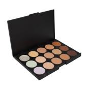 LEFV™ 15 Colour Professional Concealer Camouflage Face Cream Makeup Palette Cosmetic Kit