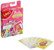Barbie Life in The Dreamhouse UNO Card Game