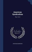 American Syndicalism
