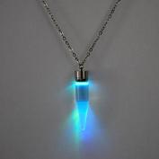 Multicolor LED Light up Glow Pendant Necklace - Glow Necklace