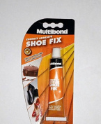 Shoe Fix Repair Contact Adhesive Glue Bonding Rubber, Leather, Canvas, Hardboard, Vinyl & Upholstery