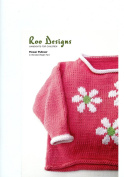 Roo Designs Child's Flower Pullover Knitting Pattern