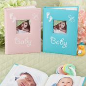 BABY Brag Book PHOTO Album for PURSE of Desk - New MOM - GRANDMA - 1st PICTURES