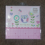 "Stepping Stones Recordable Photo Album ""Our Baby Girl"""