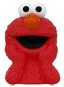 Sesame Street® Red Elmo Piggy Bank, NWT
