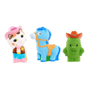 Sheriff Callie Bath Squirters 3-Pack
