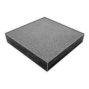 Foam Sheet, 220Poly, Charcoal, 1/2x 24In x 140cm