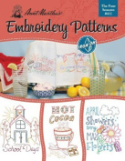 Aunt Martha's Four Seasons Embroidery Transfer Pattern Book Kit by Colonial Patterns, Inc.