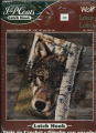 J.P Coats Latch Hook - Wolf