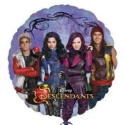 Disney The Descendants 46cm Non Message Foil Balloon