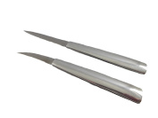 2pc Stainless Carving Knife Fruit Vegetable Thai Knives Collection Art Soap