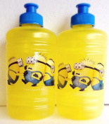 Despicable Me2 Minions Water Jug, Water Bottle 470ml 2 Pack