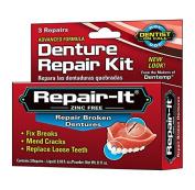 D.O.C. Repair-It Advanced Formula Denture Repair Kit 3 ea