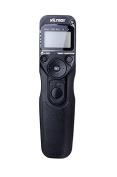 VILTROX MC-C1 Wireless Timer Lapse Intervalometer Timer Remote Control Shutter for CANON Rebel T5i T4i T3 T3i T2i T1i 60D 1200D 600D 550D 500D 450D 70D