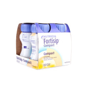 Fortisip Feeding Supplement Compact Vanilla