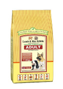 James Wellbeloved Adult Lamb and Rice Kibble 7.5 kg