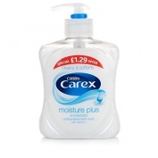 Carex Moisture Plus Anti-Bacterial Handwash