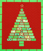 Happy Stash Quilts Christmas Tiles Quilt Pattern