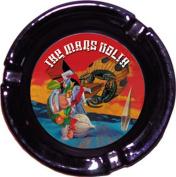 Ashtray Mars Volta Glass Ashtray