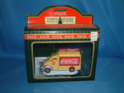 Coca Cola Town Square Collection - Yellow Delivery Truck