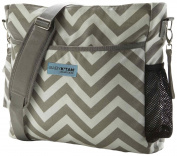 Baby K'tan SmartGear Nappy Bag, Chevron