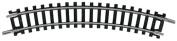 Marklin My World R1 Curved Track (10-Piece), 30-Degree