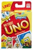 Spongebob Squarepants My First UNO Card Game