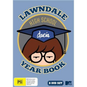 Daria The Complete Series Yearbook Edition [DVD_Movies] [Region 4]