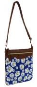 Ladies Handbag Cross-Body / Shoulder Bag Polka Dot, Daisy & Aztec Designs