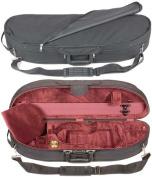 Bobelock Half Moon 1047 Black/Wine 4/4 Violin Case