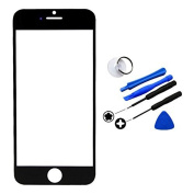 Apple iPhone 6 Plus [14cm ] Display Touchscreen Replacement Front Screen Glass Lens Cover + Tool Kit