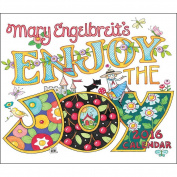 Mary Engelbreit 2016 Day-to-Day Calendar