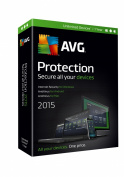 AVG PROTECTION 2015, 1 YEAR