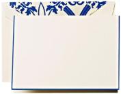 Crane & Co. Regent Blue Hand Bordered Regency Notes