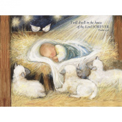 Lang Forever Classic Christmas Card by Susan Winget, 11cm x 15cm , 12 Cards and 13 Envelopes