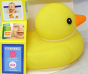 COLOUR CHANGING HEAT SAFETY DUCK FUN KIDS BATH TOY BABY DUCK TIME HEAT