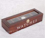 Gent's 5 Slot Watch Box