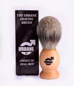 Urbane Men Pure Badger Wooden Handle Shaving Brush SB333