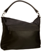 JOST Womens Vika Hobo Bag M Satchel Black