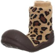 Attipas Super Lightweight Baby Boy Infant Shoes Anti-slide First Walker Animal Leopard Print Toddler Shoes