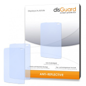 3 x disGuard Anti-Reflective Screen Protector for Acer Liquid Z110 Duo / Z-110 Duo - PREMIUM QUALITY
