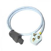 Supra LoRad 1.5 Power Cable UK 1m