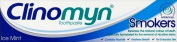 TWELVE PACKS of Clinomyn Toothpaste For Smokers Original 75ml